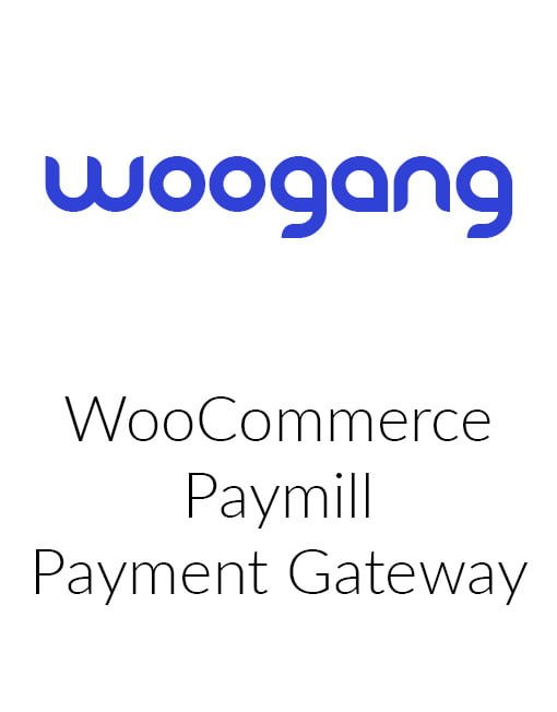 WooCommerce Paymill Payment Gateway