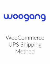 WooCommerce UPS Shipping Method