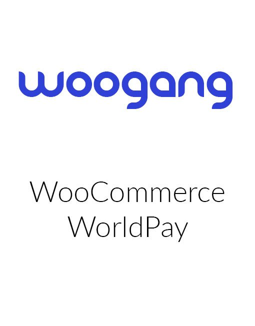 WooCommerce WorldPay Extension