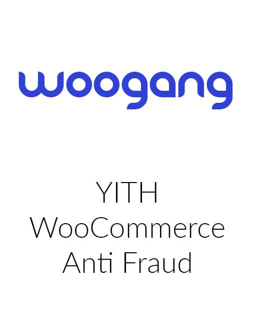 YITH WooCommerce Anti Fraud