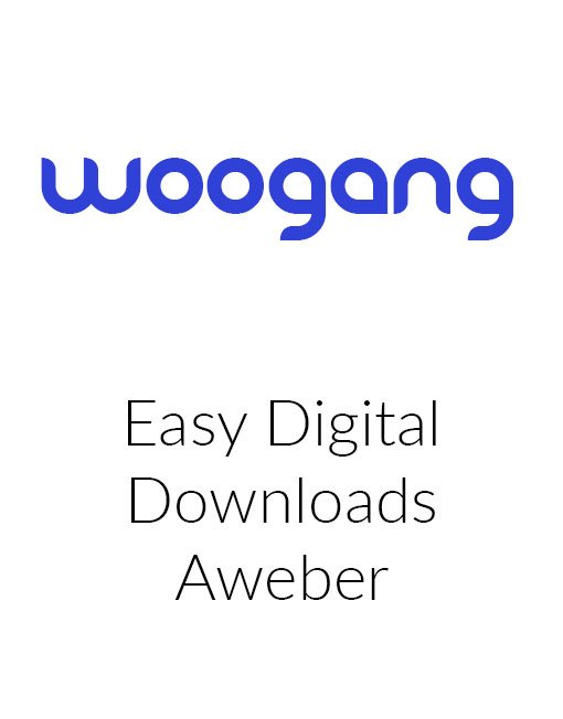 Easy Digital Downloads Aweber