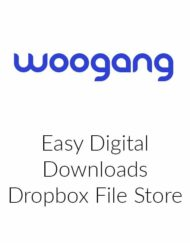 Easy Digital Downloads Dropbox File Store