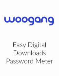 Easy Digital Downloads Password Meter