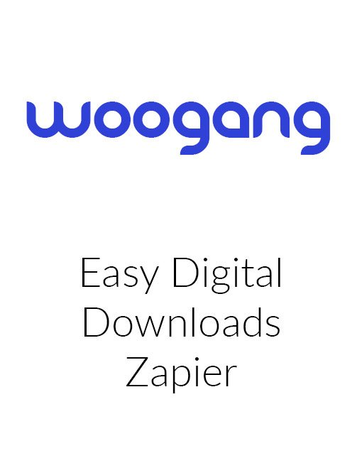 Easy Digital Downloads Zapier