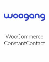 WooCommerce ConstantContact Integration