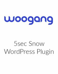5sec Snow WordPress Plugin