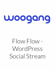 Flow Flow - WordPress Social Stream