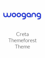Creta - Flower Shop WooCommerce WordPress Theme