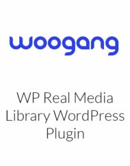 WP Real Media Library – File and Folder Manager