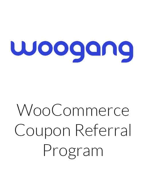 WooCommerce Coupon Referral Program