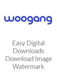 Easy Digital Downloads - Download Image Watermark