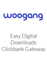 Easy Digital Downloads - Clickbank Gateway