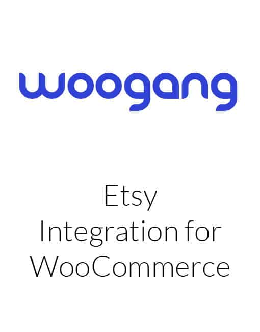 Etsy Integration for WooCommerce