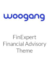 FinExpert - Financial Advisory Company WordPress Theme