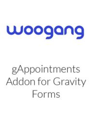 gAppointments - Appointment booking addon for Gravity Forms