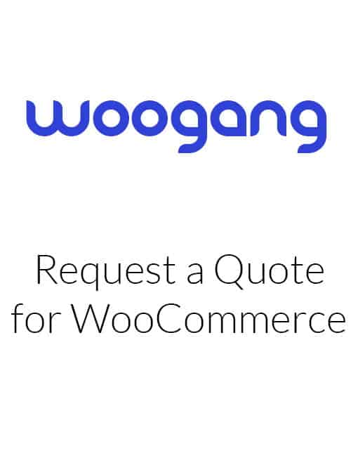 Request a Quote for WooCommerce