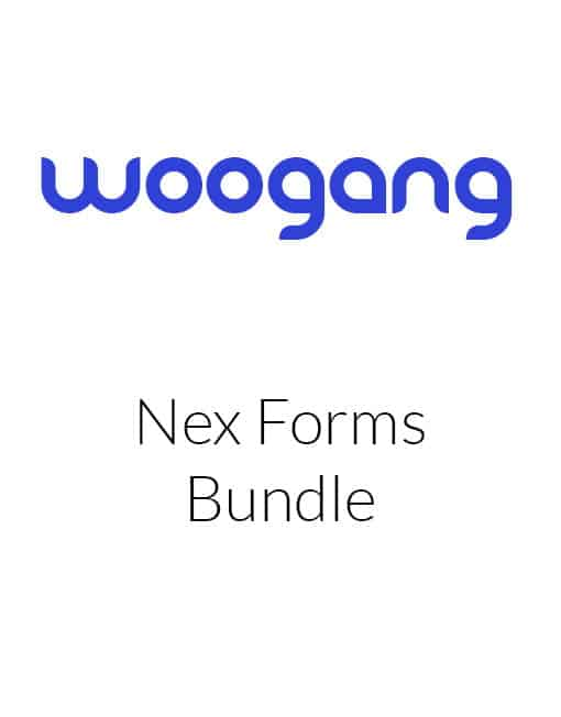 Nex Forms Bundle