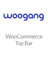 WooCommerce Top Bar