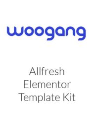 Allfresh - Grocery Store Template Kit