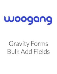 Gravity Forms Bulk Add Fields