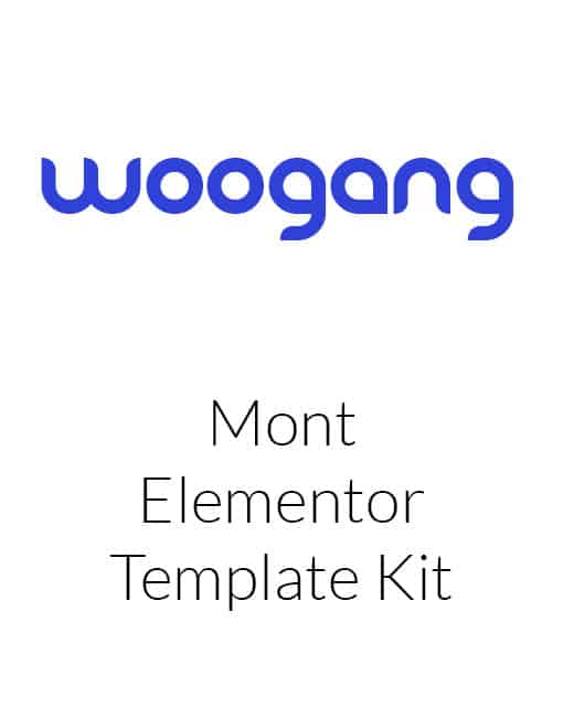 Mont - Agency Template Kit
