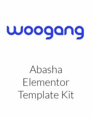 Abasha - Education & Learning Courses Elementor Template Kit