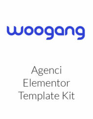 Agenci - Digital Marketing Agency Elementor Template Kit