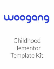 Childhood - Kids Child Care Center Template Kit
