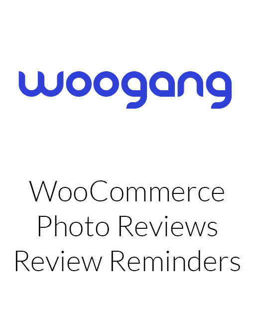 WooCommerce Photo Reviews – Review Reminders