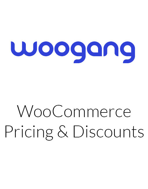 WooCommerce Pricing & Discounts