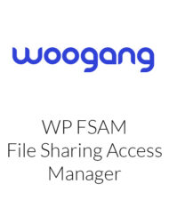 WP FSAM - File Sharing Access Manager