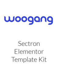 Sectron - Industrial Business Elementor Template Kit